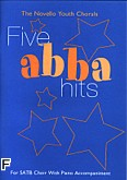 Okładka: Abba, Five Abba Hits