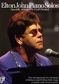 Okładka: John Elton, Elton John Piano Solos