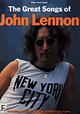 Ok�adka: Lennon John, The Great Songs Of John Lennon
