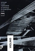 Ok�adka: , Antologia muzyki wsp�czesnej