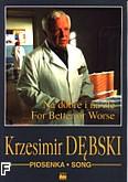 Okładka: Dębski Krzesimir, Na dobre i na złe