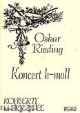 Okładka: Rieding Oskar, Koncert h-moll op. 35