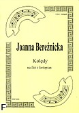 Okadka: Berenicka Joanna, Koldy cz. 1 na flet i fortepian