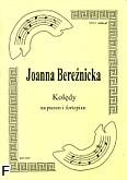 Ok�adka: Bere�nicka Joanna, Kol�dy cz. 1 na puzon i fortepian