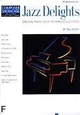 Ok�adka: Boyd Bill, Jazz Delights - Original Piano Solos in Various Jazz Styles