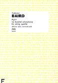 Okładka: Baird Tadeusz, Play na kwartet smyczkowy