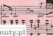 Okładka: , Zeszyt nutowy A5 - leżący, 4 pięciolinie na stronie, 16-to kartkowy