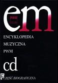 Ok�adka: , Encyklopedia muzyczna PWM t.2 CD