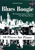 Okładka: Jasinski Richard, Blues Boogie + CD