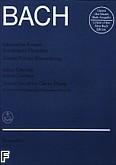 Okładka: Bach Johann Sebastian, Koncert włoski; Uwertura francuska BWV 971, BWV 831