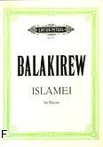 Ok�adka: Ba�akiriew Mili, Islamei Fantazja orientalna