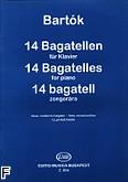 Ok�adka: Bart�k B�la, 14 bagatel op. 6