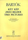 Okładka: Bartók Béla, Dwa obrazki