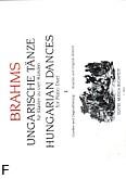 Ok�adka: Brahms Johannes, Ta�ce w�gierskie z. 2