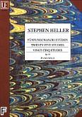 Okładka: Heller Stefan, 25 etiud op. 45