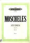 Okładka: Moscheles Ignaz, Etiudy op. 70 z. 2