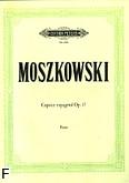 Okładka: Moszkowski Maurycy, Kaprys hiszpański op. 37