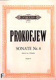 Ok�adka: Prokofiew Sergiusz, Sonata op. 84