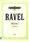 Okładka: Ravel Maurice, Miroirs