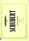 Okładka: Schubert Franz, Fantazja f-moll op. 103