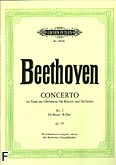 Ok�adka: Beethoven Ludwig van, Koncert fortepianowy B-dur, op. 19