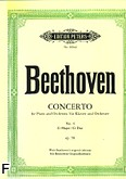 Okładka: Beethoven Ludwig van, Koncert fortepianowy G-dur, op. 58
