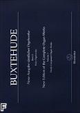 Okładka: Buxtehude Dietrich, Utwory organowe z. 1: Freie Orgelwerke