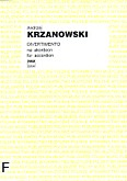 Ok�adka: Krzanowski Andrzej, Divertimento na akordeon