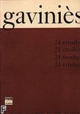 Ok�adka: Gavinies Pierre, 24 etiudy