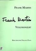 Ok�adka: Martin Frank, Koncert na skrzypce i orkiestr�
