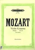 Ok�adka: Mozart Wolfgang Amadeusz, I Koncert B-dur KV 207 na skrzypce i orkiestr�