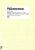 Okładka: Twardowski Romuald, Niggunim. Pieśni Chasydów na skrzypce i fortepian