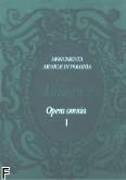 Ok�adka: Janiewicz Feliks, Opera omnia vol. 1: Koncerty skrzypcowe