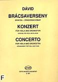 Okładka: Gyula David, Koncert na altówkę i orkiestrę