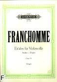 Ok�adka: Franchomme Auguste, 12 etiud op. 35