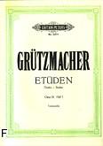 Ok�adka: Gr�tzmacher Friedrich, Etiudy op. 38, z. 1