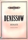 Okładka: Denisow Edison, Sonata