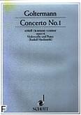 Ok�adka: Goltermann Georg, I koncert wiolonczelowy a-moll op. 14