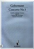 Ok�adka: Goltermann Georg, III koncert wiolonczelowy h-moll op. 51