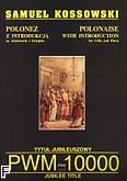 Okładka: Kossowski Samuel, Polonez z Introdukcją