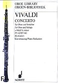 Okładka: Vivaldi Antonio, Koncert a-moll na obój, orkiestrę smyczkową i b.c.
