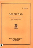 Okładka: Delerue Georges, Concertino