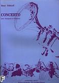 Ok�adka: Tomasi Henri, Concerto na tr�bk� i orkiestr�