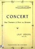 Ok�adka: Gr�ndahl Launy, Koncert na puzon i orkiestr�