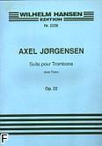 Okładka: Jrgensen Axel, Suita op. 22