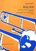 Okładka: Martin Frank, Ballada na puzon i orkiestrę