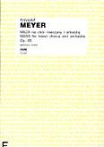 Okładka: Meyer Krzysztof, Msza na chór mieszany i orkiestrę op. 68