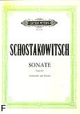 Ok�adka: Szostakowicz Dymitr, Sonata d-moll op. 40
