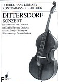 Ok�adka: Dittersdorf Karl Ditters von, Koncert E-dur na kontrabas i orkiestr�