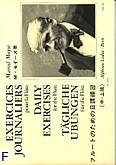 Okładka: Moyse Marcel, Exercices journaliers flute